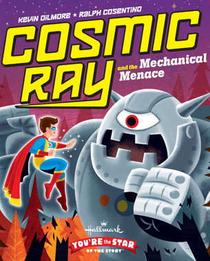 Cosmic Ray Book 2