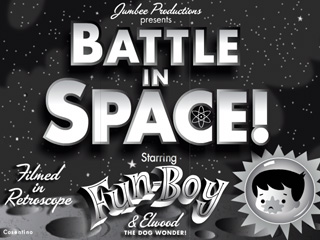Fun-Boy Battle In Space Trailer 1
