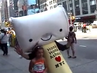 Honk Visits NYC!