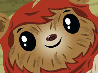 Star Wars: Wicket and Chewie Animation