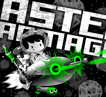 Fun-Boy Asteroid Armageddon Desktop Game!
