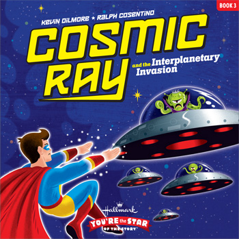 Cosmic Ray Book 3