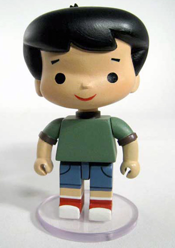 Fun-Boy Chunky Figure Toys & Book