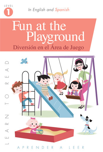 The Reading Family – Fun at the Playground