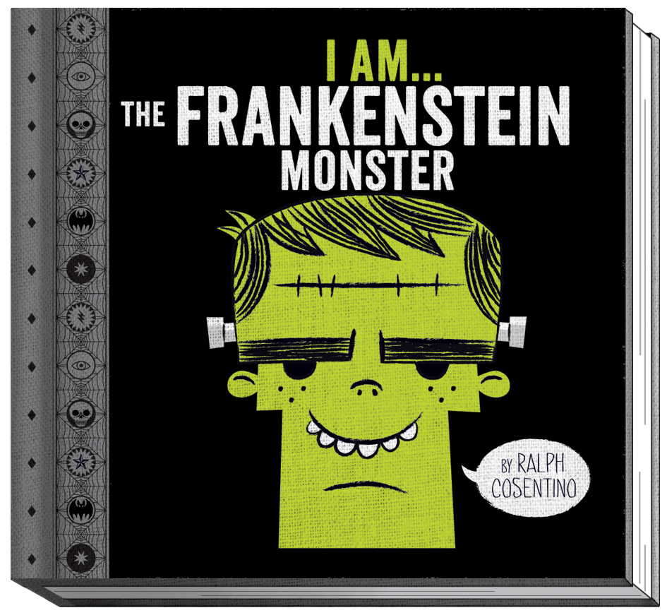 I Am the Frankenstein Monster – Book Series – ralph cosentino