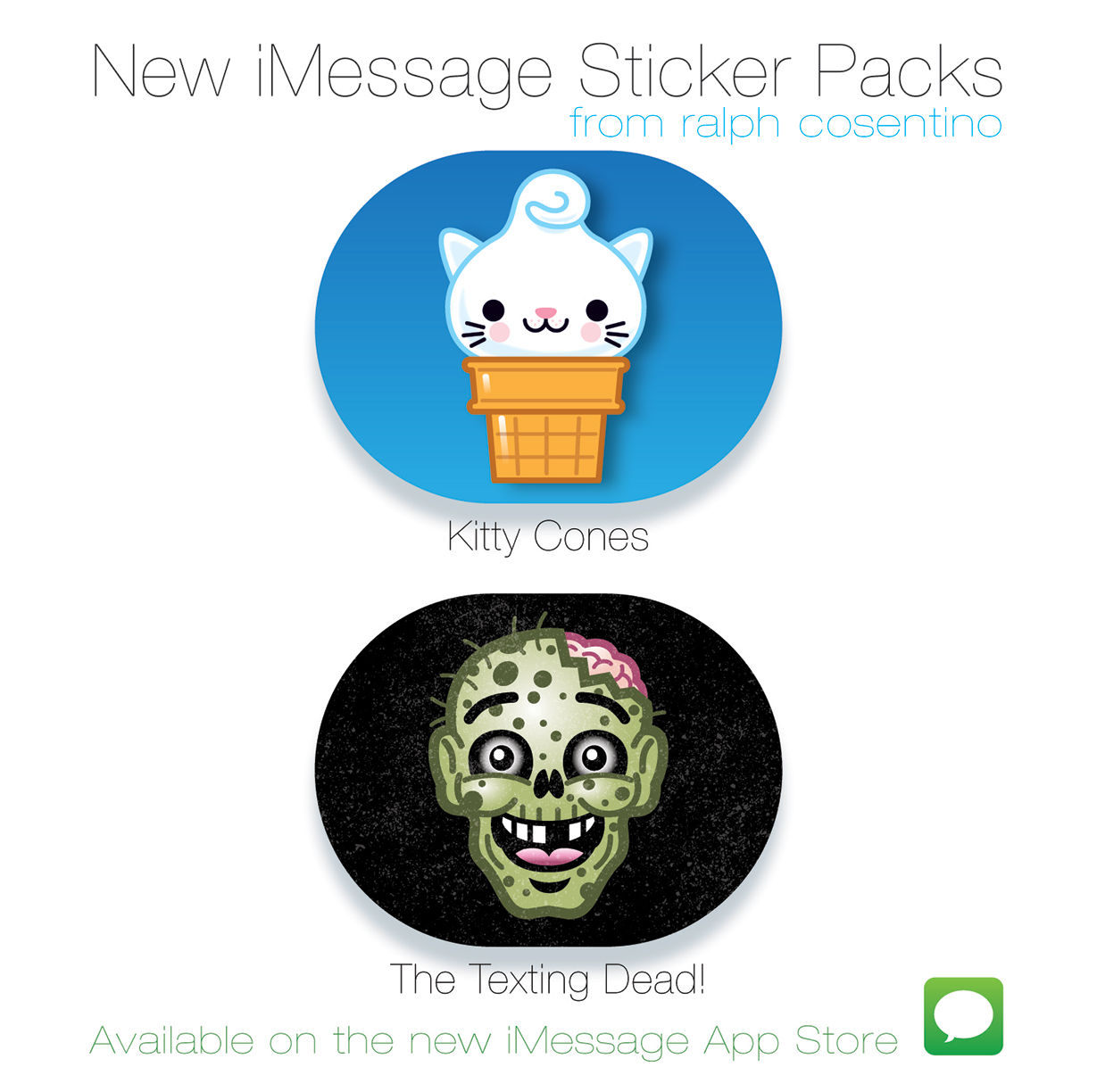 iMessage Sticker Packs