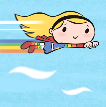 New Rainbow Brite Animatic