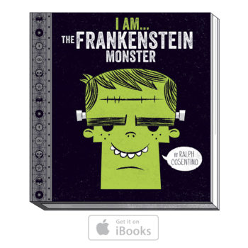 I Am the Frankenstein Monster iBook