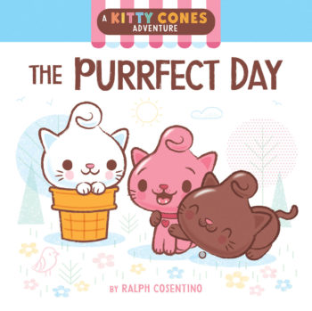 The Purrfect Day – A Kitty Cones Adventure