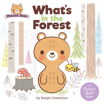 Peanut Bear – What's in the Forest?