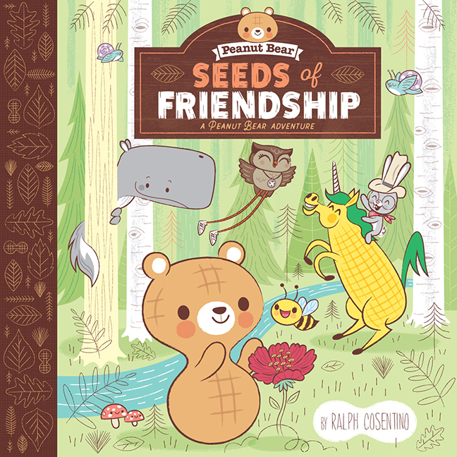 Peanut Bear – Seeds of Friendship