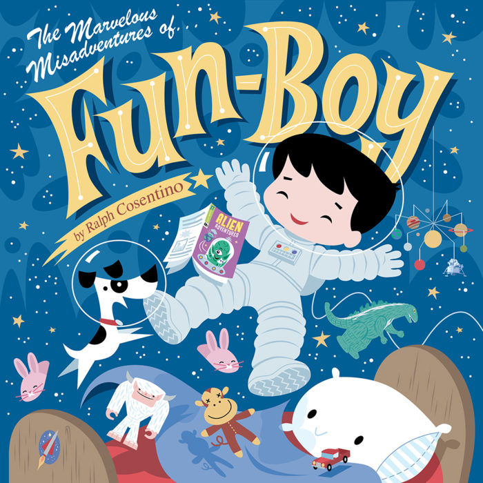 Fun Boy Book