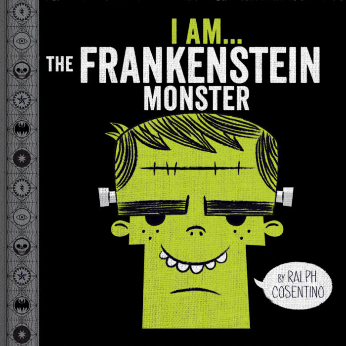 I Am the Frankenstein Monster – Book Series