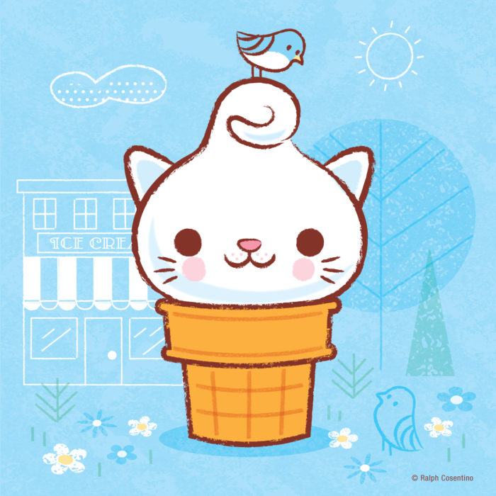 Kitty Cones